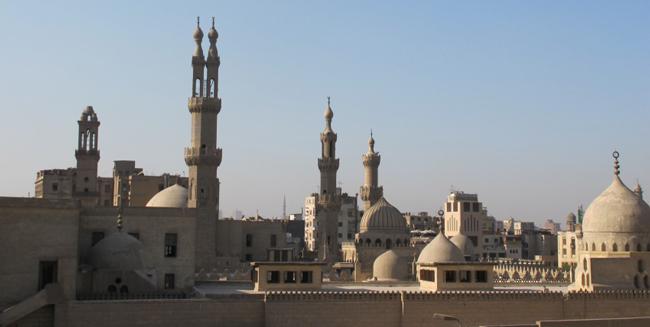 Thủ đô Cairo lịch sử - Ai Cập