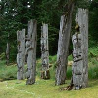 Khu bảo tồn vườn quốc gia SGang Gwaay - Canada