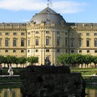 Dinh thự Wurzburg - Đức