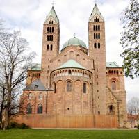 Nhà thờ Speyer - Đức