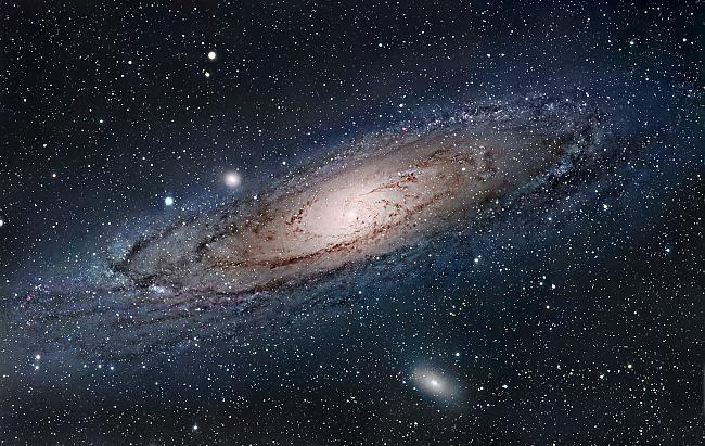 Mặt Trời mất một khoảng thời gian dài để quay hết một vòng Dải Ngân Hà