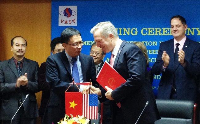 NASA hỗ trợ đào tạo sinh viên Việt Nam