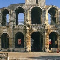 Các công trình La Mã ở Arles - Pháp