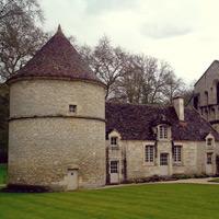 Tu viện Fontenay - Pháp
