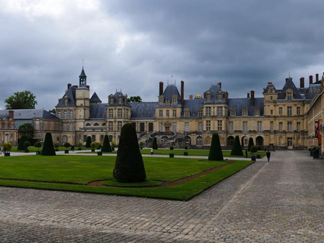 Lâu đài Fontainebleau - Pháp