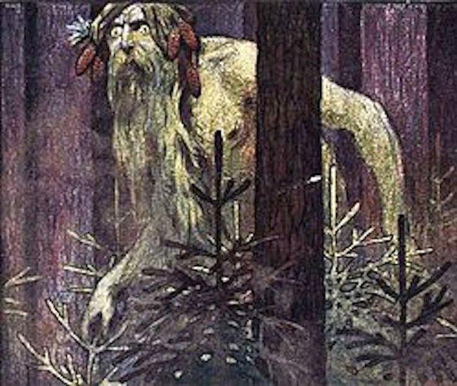 """Những """"quái vật"""" đáng sợ nhất trong truyền thuyết của Nga"""