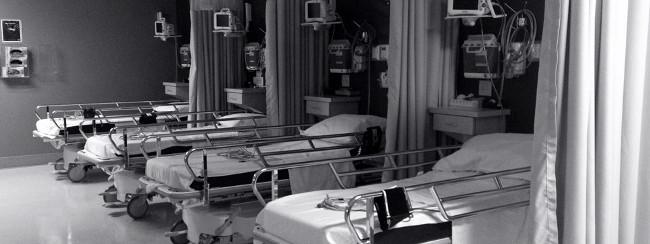 4 người bệnh nằm chung phòng sẽ tăng khả năng nhiễm bệnh cho nhau 20%