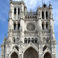 Nhà thờ Đức bà Amiens - Pháp