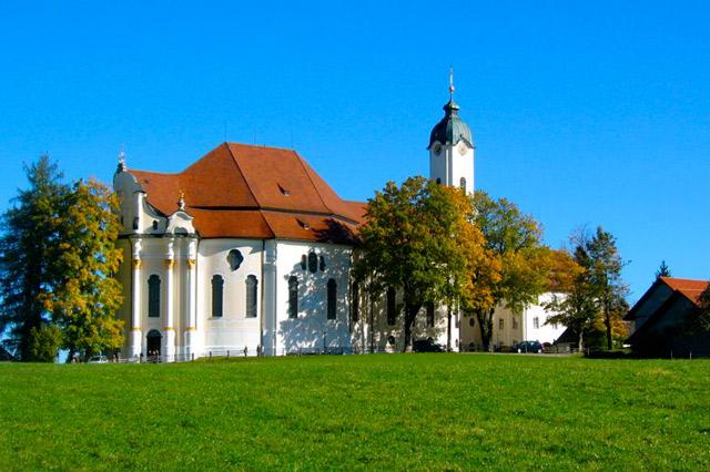 Nhà thờ Wies - Đức