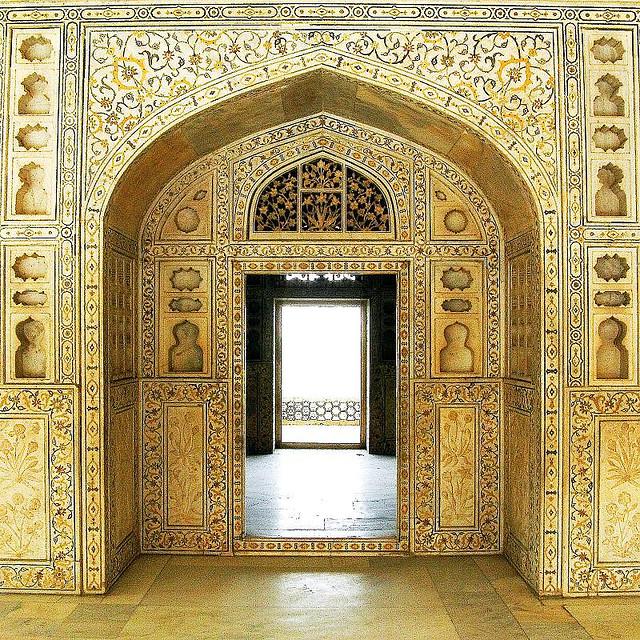Pháo đài Agra - Ấn Độ