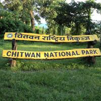 Công viên quốc gia Chitwan - Nepal
