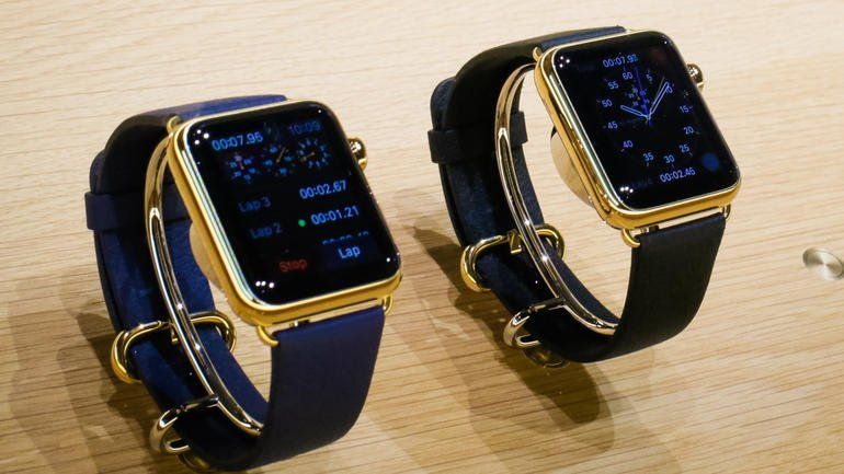 Apple Watch Edition có giá 17.000 USD.
