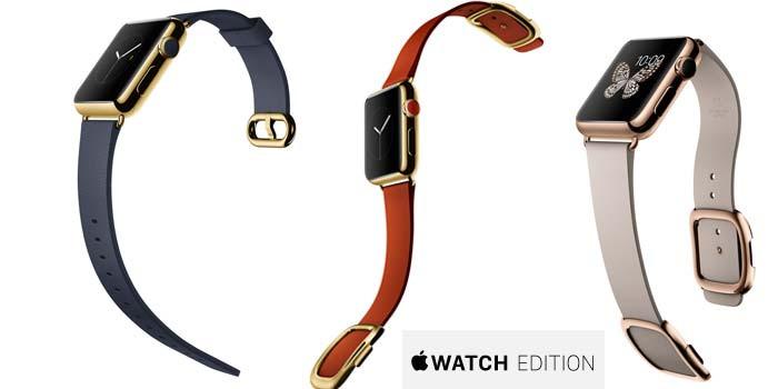 Đồng hồ Apple Watch cao cấp nhất với lớp vỏ làm bằng vàng 18 karat.