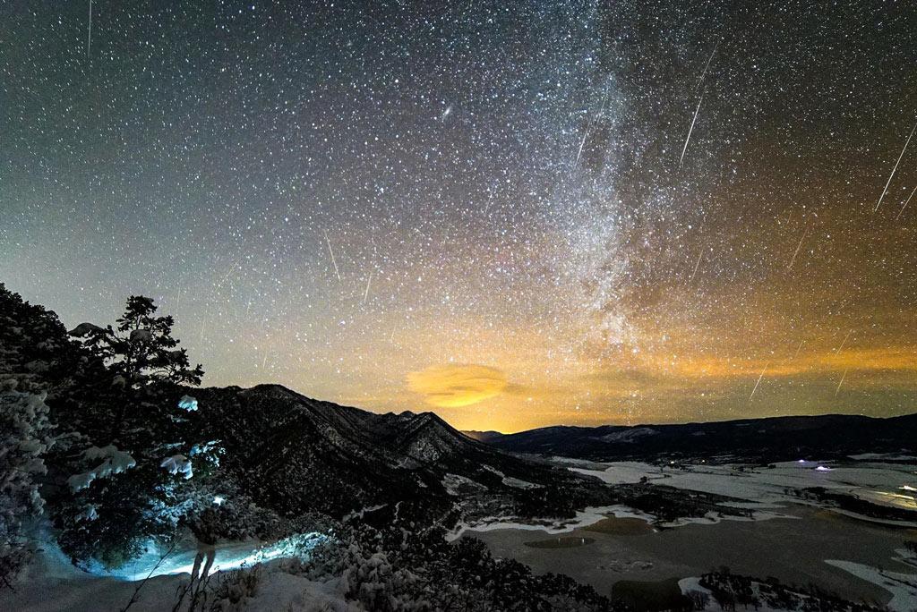 """Trên đỉnh Colorado (Mỹ) còn có tên """"Cổng lên trời"""""""