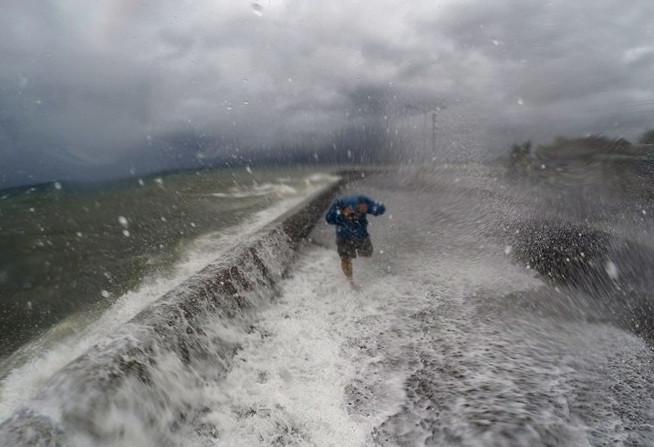 Theo Cơ quan Quản lý và Giảm thiểu rủi ro thiên tai Philippines (NDRRMC), bão lớn khiến nhiều cây bị đổ và gây mất điện ở ít nhất 7 tỉnh.