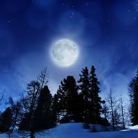 """Giáng sinh năm nay, lần đầu tiên xuất hiện """"trăng lạnh"""" sau 38 năm"""