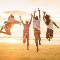 Hạnh phúc không làm cho bạn sống lâu hơn?