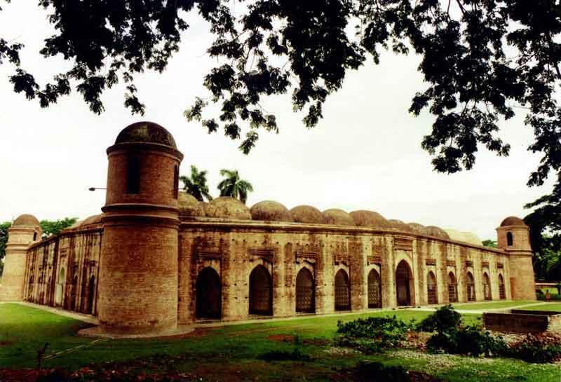 Nhà thờ hồi giáo Bagerhat