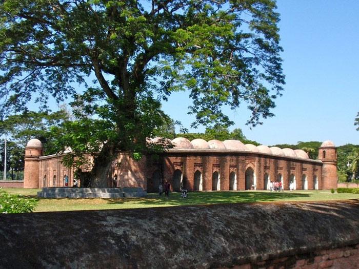Nhà thờ đã được Unesco công nhận là Di sản văn hóa vào năm 1985