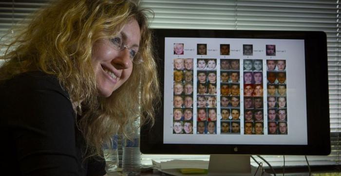 Bà Kemelmacher-Shlizerman - người dẫn đầu nhóm nghiên cứu tại Đại học Washington.