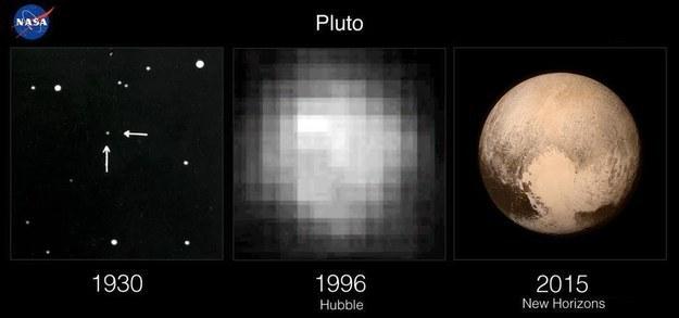 Sau 85 năm, cuối cùng con người cũng đã nhìn rõ hình ảnh sao Diêm Vương