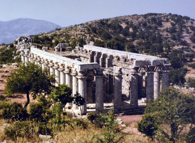 Đền thờ Apollo là một đền thờ Hy Lạp cổ đại ở Bassae và được xây dựng vào khoảng giữa thế kỷ thứ 5 trước công nguyên.