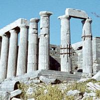 Đền thờ thần Apollo ở Bassae