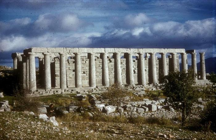 Đền thờ Apollo ở Bassae đã được xây dựng với kiến trúc vô cùng tỉ mỉ, sáng tạo và mang vẻ đẹp pha trộn của nhiều nền kiến trúc cổ đại khác nhau.