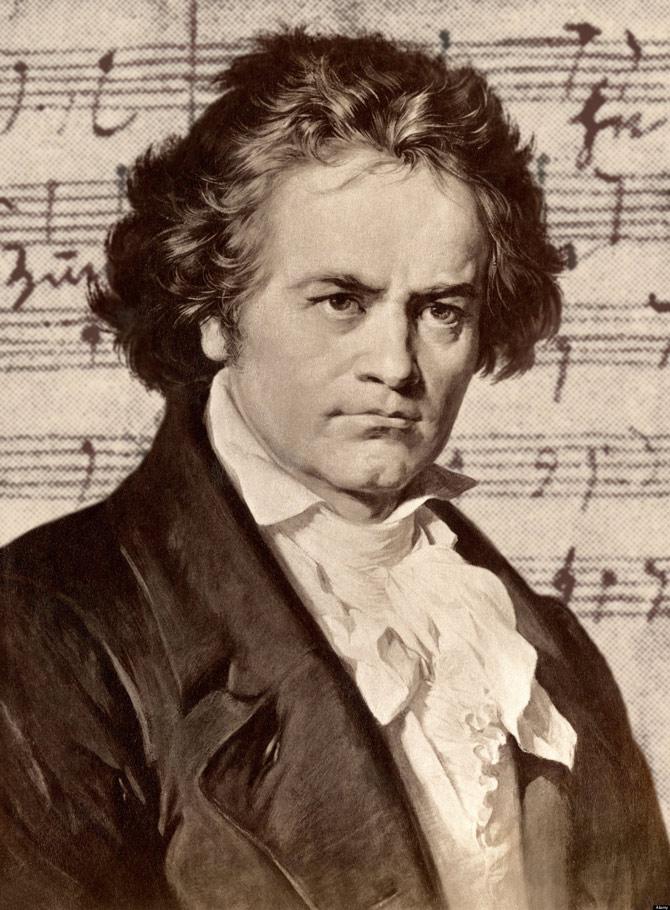 Người nhạc sỹ thiên tài đó có nghị lực phi thường đã vượt lên tất cả để chiến thắng số phận cay đắng và nghiệt ngã của mình, đã cống hiến trọn đời mình cho nền âm nhạc thế giới.