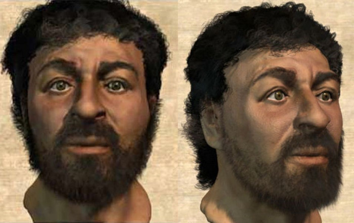 """Khuôn mặt được cho là """"hợp lý"""" hơn để mô tả chúa Jesus."""