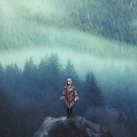 Bộ ảnh con người nhỏ bé trước thiên nhiên hùng vĩ