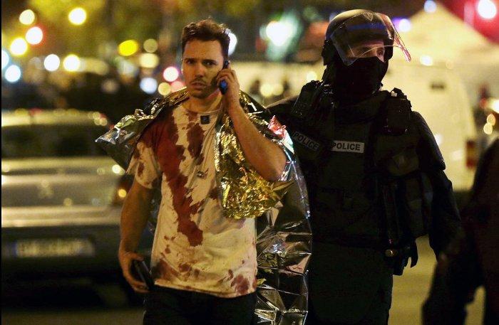 Vụ thảm sát ở Paris đã gây nên cái chết của hơn 140 người.