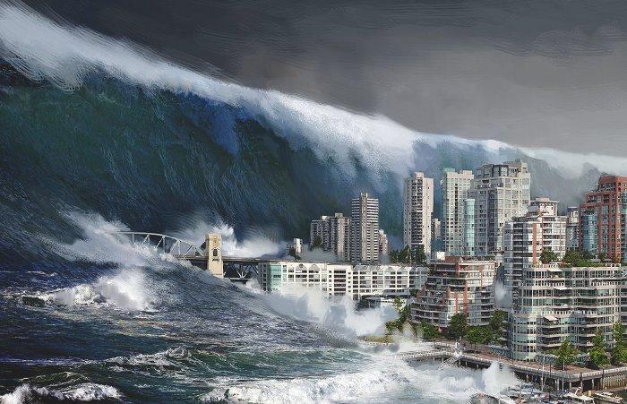 Mỹ thực sự đã được cảnh báo về một thảm họa động đất cùng sóng thần có thể diễn ra.