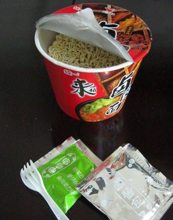 Mì Tong-Yi nức tiếng Trung Hoa.
