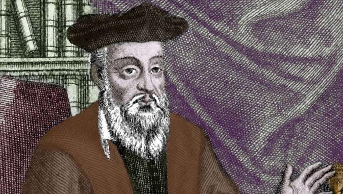 Nhà tiên tri người Pháp - Nostradamus.