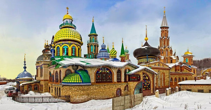 Liệu có một tôn giáo bí ẩn nào đang tồn tại giữa nước Nga.