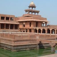 Thành Fatehpur Sikri - Ấn Độ