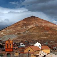 Thành phố Potosi - Bolivia