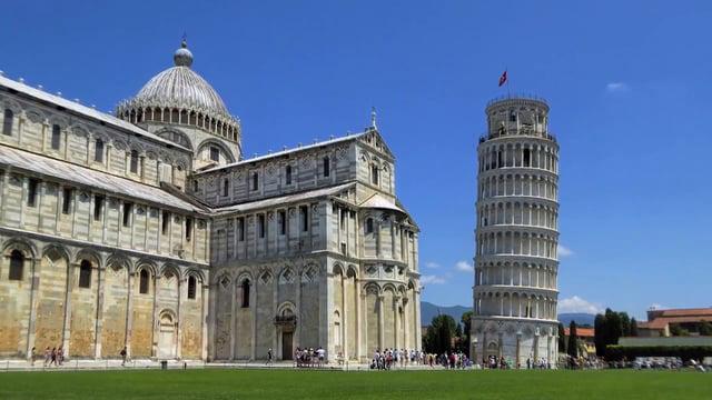 Cho đến nay, sau nhiều nghiên cứu của các nhà khoa học, các kiến trúc sư thì yếu tố dẫn đến việc nghiêng của tháp bắt đầu được xác định.