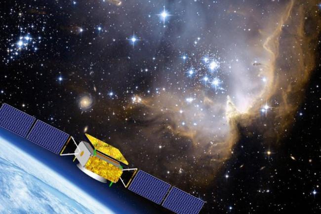 Vệ tinh này đã được đưa thành công lên quỹ đạo địa tĩnh với độ cao 500km.