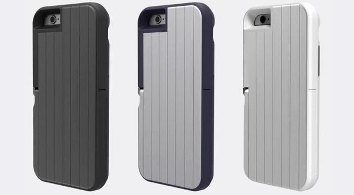 Hiện tại, Stikbox chỉ hỗ trợ các mẫu iPhone 6/6s và 6 plus/6s plus.