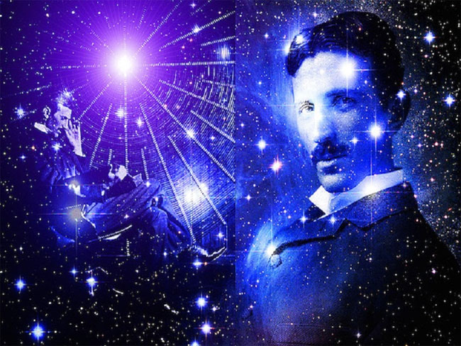 Tesla cũng là thiên tài Toán học.