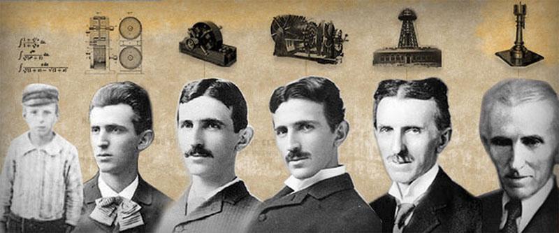 Những phát minh quan trọng trong cuộc đời Tesla.