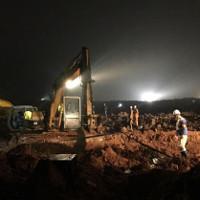 Nguyên nhân vụ lở đất khiến 33 tòa nhà bị đổ sập ở Trung Quốc