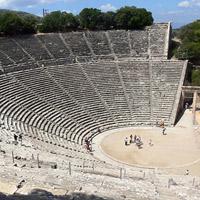 Di chỉ khảo cổ Epidaurus