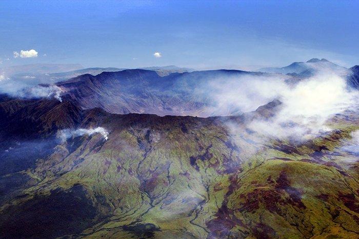 Đám mây bụi từ núi lửa Tambora khiến nhiệt độ toàn cầu giảm từ 0,4 tới 0,7 độ C.