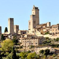 Trung tâm lịch sử của San Gimignano