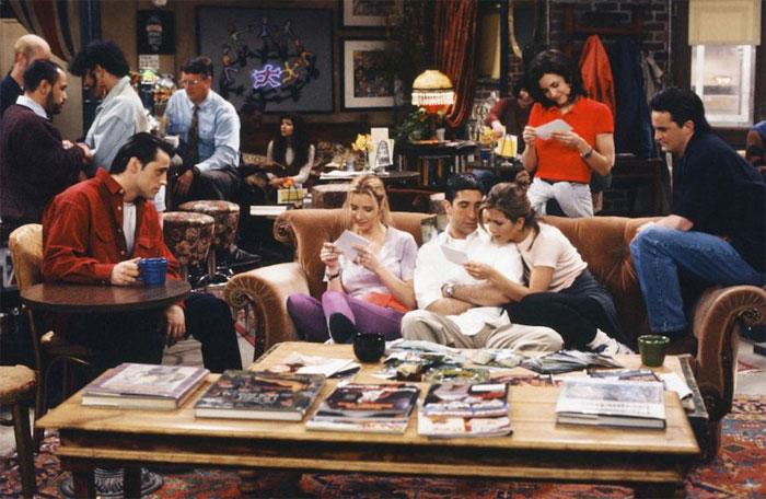 "IKEA xuất hiện 3 lần trong phim ""Friends"" của Mỹ."