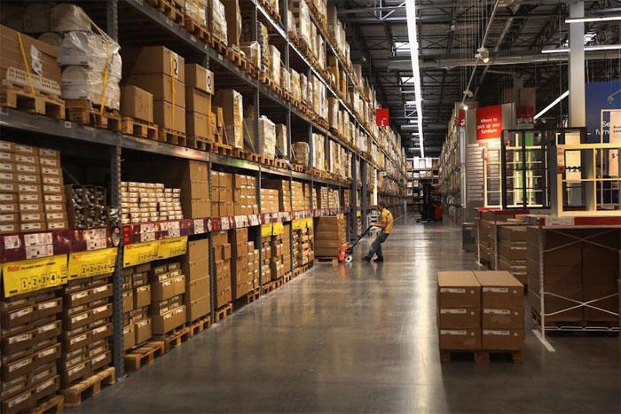 Cách đóng gói của IKEA được coi như là một sáng tạo mang tính lịch sử.