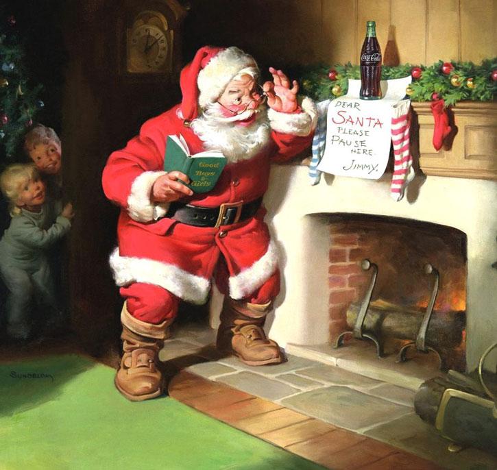 Ông già Giáng sinh, ông già Tuyết là những tên gọi khác của ông già Noel